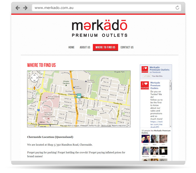 Merkado Premium Outlet